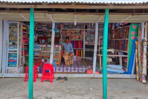 vendor of textiles